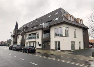Residentie Amina, Westkerke