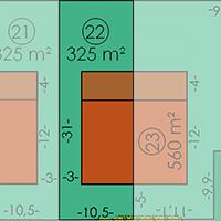 eeklo-guldensporenstraat-verkavelingsplan-lot22