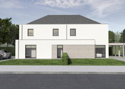 kaprijek-zuidstraat-loten-62-63-modern-inliggend-dak-straatkant