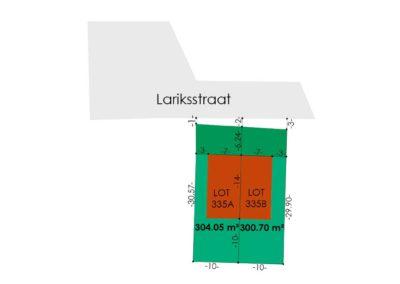 WONDELGEM Lariksstraat