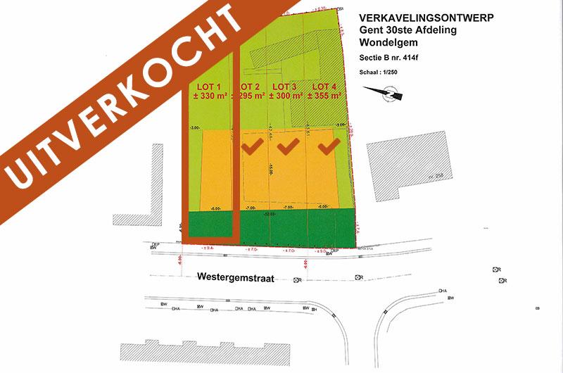 WONDELGEM Westergemstraat